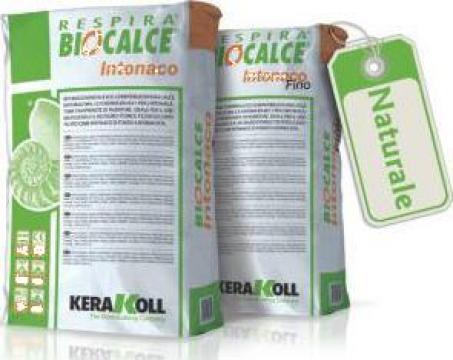 Tencuiala asanare Biocalce Intonaco - Kerakoll