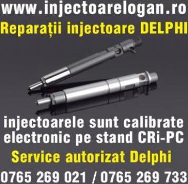 Reparatii injectoare diesel Delphi: Dacia Logan, Renault