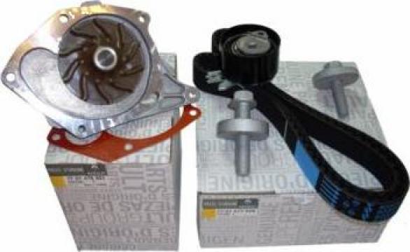 Kit distributie + pompa apa Dacia Logan diesel original