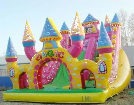 Tobogan gonflabil Castel magic de la ProExtens Lmi