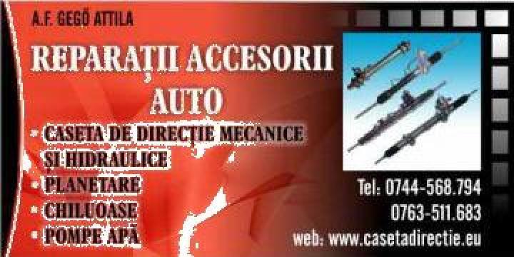 Reparatii Casete directie Peugeot 307 de la I. F. Gego Attila