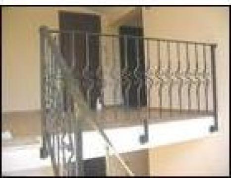Balustrada scara interioara din fier forjat Constanta