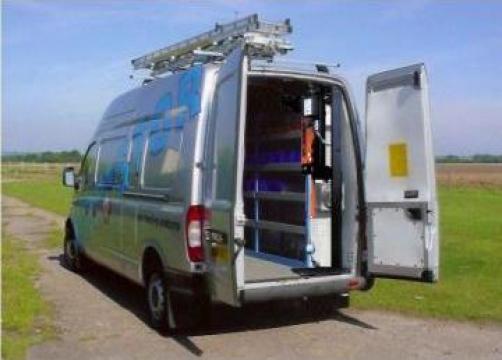 Echipare atelier mobil autoutilitara service
