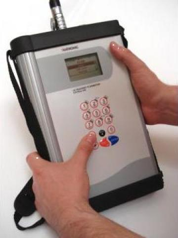 Debitmetru ultrasonic clamp-on, portabil, KatFlow 230 de la Interbusiness Promotion & Consulting Srl