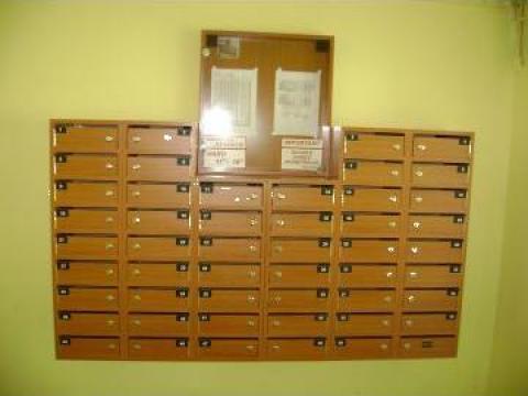 Cutii postale din PAL de la Corban Mobila Srl