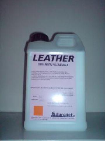 Detergent profesional pentru curatare piele naturala Leather de la Tehnic Clean System