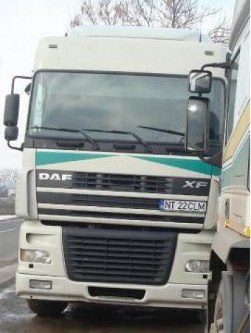 Cap tractor DAF XF 95 an 2003 cu semiremorca