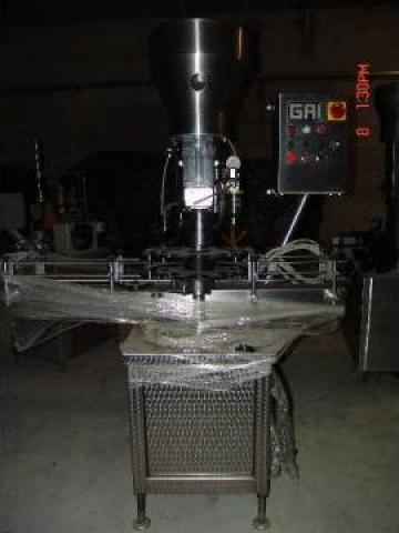 Masina de dopuit GAI (1 cap, dop de pluta) de la Tehnosincron