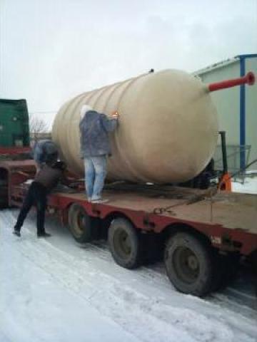 Rezervor tampon 20000 litri de la Sc Fibromar Srl