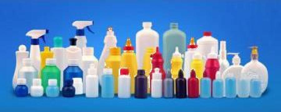 Flacoane plastic 0,01 l - 1 l de la Vanmar Impex Srl