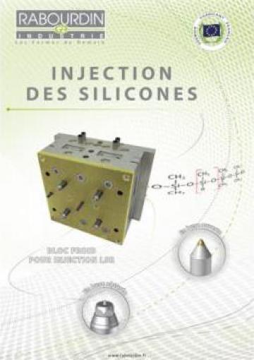 Bloc rece injectie silicon Rabourdin de la Artem Group Trade & Consult Srl