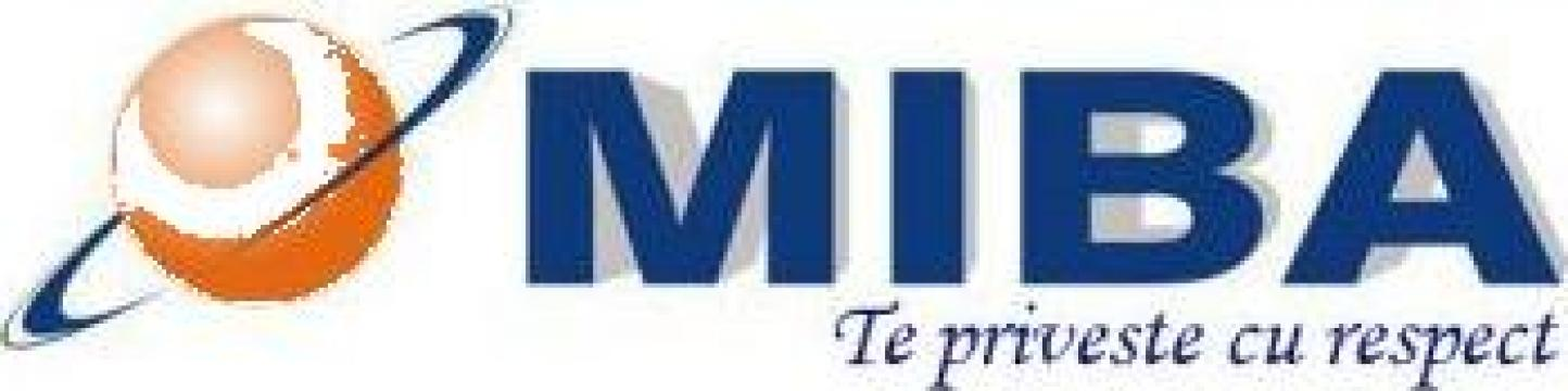Instalare retele de telecomunicatii in subteran de la Miba Com 2003