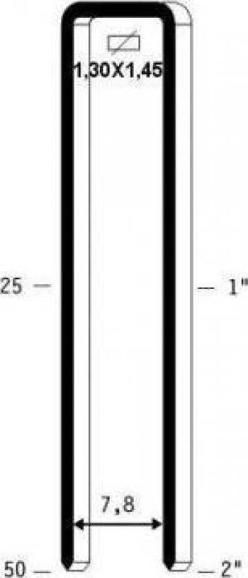 Capse tapiterie 14/25-50 de la Magic Myg Srl