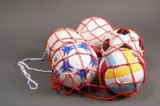 Plasa transport mingi de la Prosport Srl