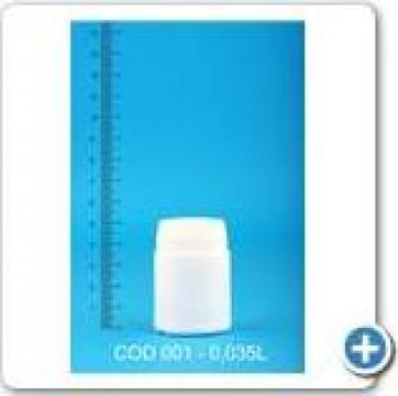 Flacon din plastic 0,035 l de la Vanmar Impex Srl