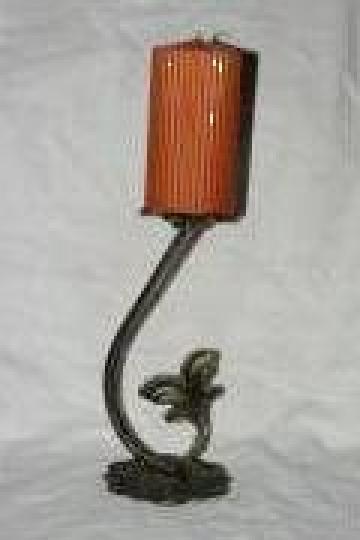 Sfesnice din fier forjat pentru lumanari de la Forjart Srl