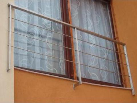Balcon frantuzesc inox satinat
