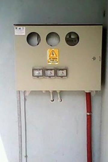 Bransament electric mono si trifazic de la Mfd Elag Service