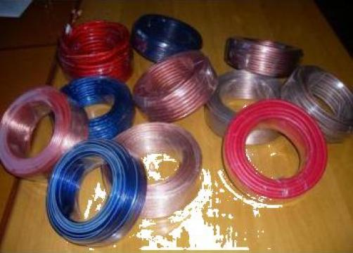 Cabluri electrice FY VLPY MYYM MYF sudura de la Electrocab & Garaje Auto