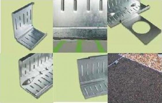 Profil metalic de bordura de la Simacek Facility Services Ro S.r.l.