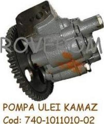 Pompa ulei camion Kamaz