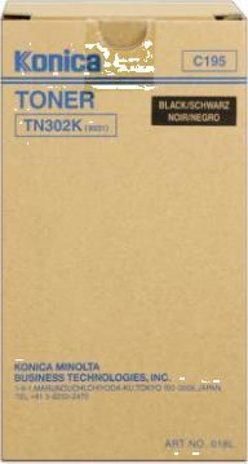 Cartus Copiator Original KONICA 8937935 de la Green Toner