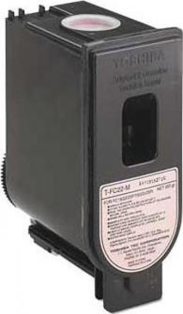 Cartus copiator original Toshiba T-FC22M de la Green Toner
