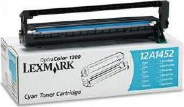 Cartus Imprimanta Laser Original LEXMARK 12A1452