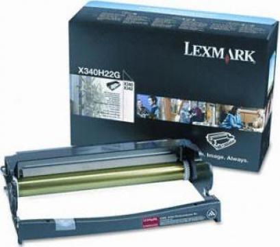 Cilindru imprimanta Laser Original Lexmark X340H22G de la Green Toner
