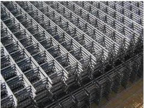 Plasa sudata Buzau STM 8 mm ochi 10/10 de la Dinamic Blue Steel