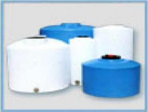 Bazine polietilena 100 - 10000 litrii