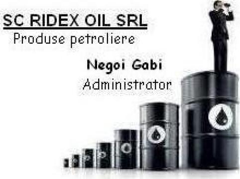 Bitum rutier de la Ridex Oil Srl