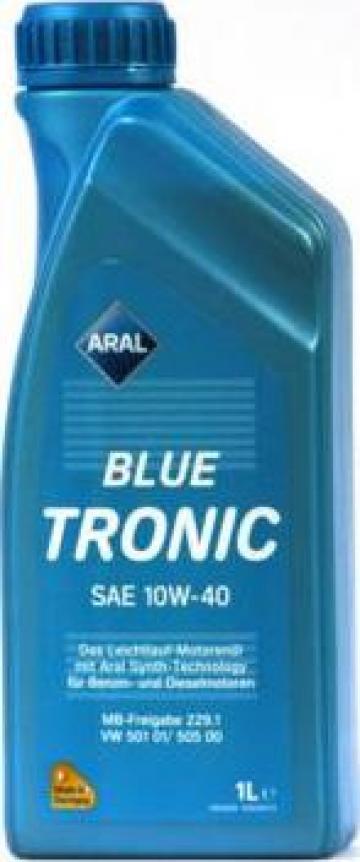 Ulei motor Aral Blue Tronic 10w-40 de la Sc Euro Marco Impex Srl