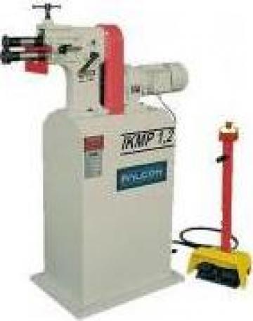 Masina de bordurat IKMP-1,2 de la Sc Real Rom Prest Invest Srl
