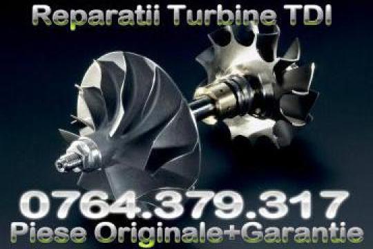 Reconditionari turbosuflante Auto TDI Turbina Garrett GT1749 de la Reparatii Turbosuflante