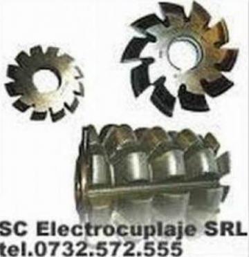 Freze disc modul de la Electrofrane