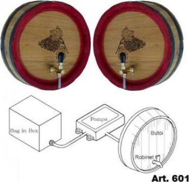 Linie de crama vin