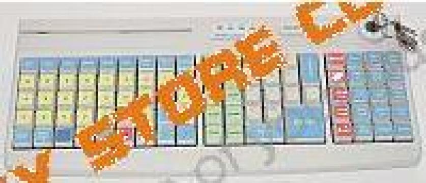 Tastatura programabila de la Lucky Store Solution SRL