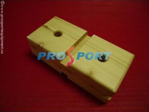 Element din lemn pentru parcurs aplicativ de la Prosport Srl