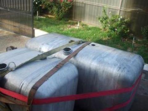 Sudura rezervoare aluminiu argon