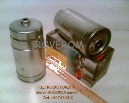 Filtru motorina (element) motor Andoria euro4
