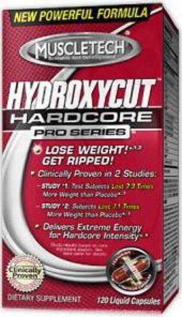 Supliment slabire - Hydroxycut Pro Series