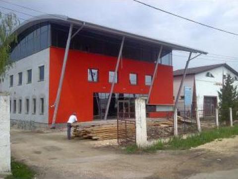 Servicii de constructie case in rosu, amenajari interioare