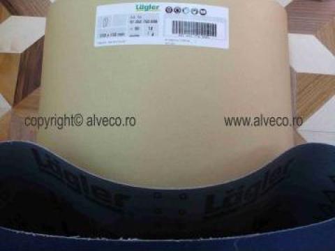Banda abraziva 250x750 mm, G80 de la Alveco Montaj Srl