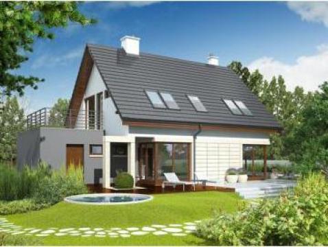 Case la cheie lemn sau zidarie targoviste bestproiect for Case de lemn pret 10000 euro