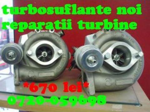 Reparatii /reconditionari turbosuflante Audi, Mercedes, Bmw de la Turbo House Srl