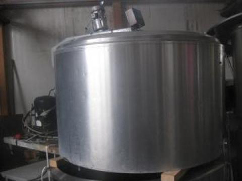 Rezervor inox lapte 650 litri