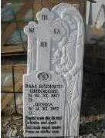 Cruci marmura de la Marmoserv Construct Srl.