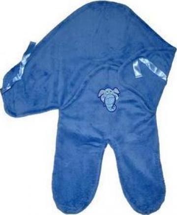 Paturica bebe 0-6 luni de la Bebe Design Srl