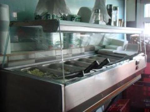 Aparatura fast food de la Ancalex